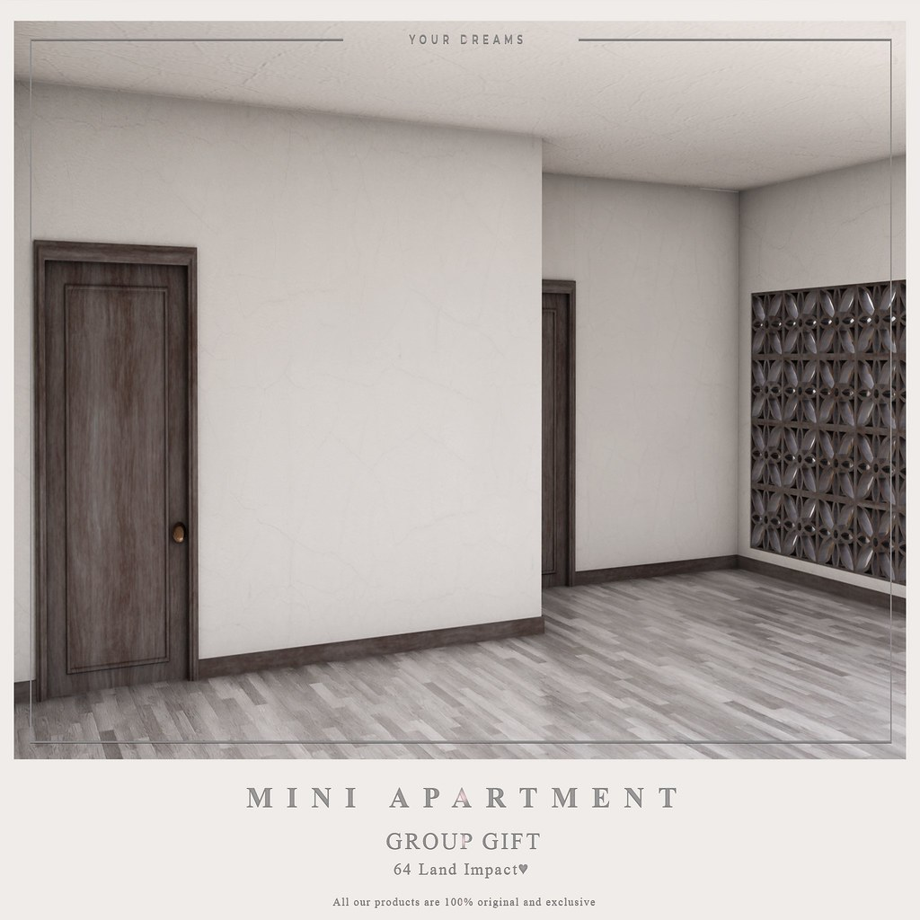 {YD} Mini Apartment