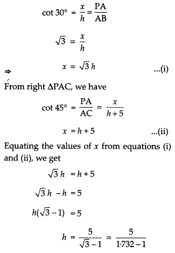 CBSE Previous Year Question Papers Class 10 Maths 2019 (Outside Delhi) Set III Q24.1