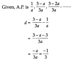 CBSE Previous Year Question Papers Class 10 Maths 2019 (Outside Delhi) Set I Q3.1