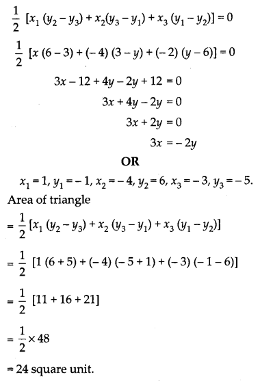 CBSE Previous Year Question Papers Class 10 Maths 2019 (Outside Delhi) Set I Q8