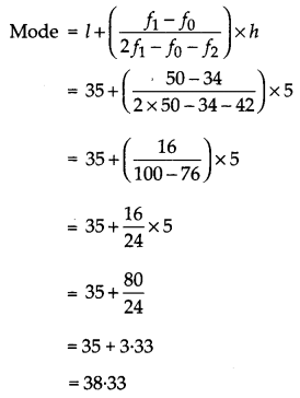 CBSE Previous Year Question Papers Class 10 Maths 2019 (Outside Delhi) Set I Q12.2