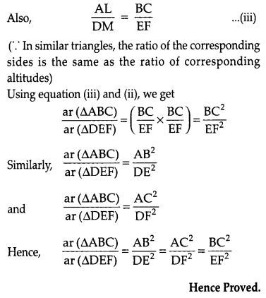 CBSE Previous Year Question Papers Class 10 Maths 2019 (Outside Delhi) Set II Q23.1