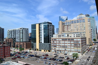 HQ Apartments, The Portland Condos, Sexton Condos (Lower Right), Minneapolis | by mplstodd