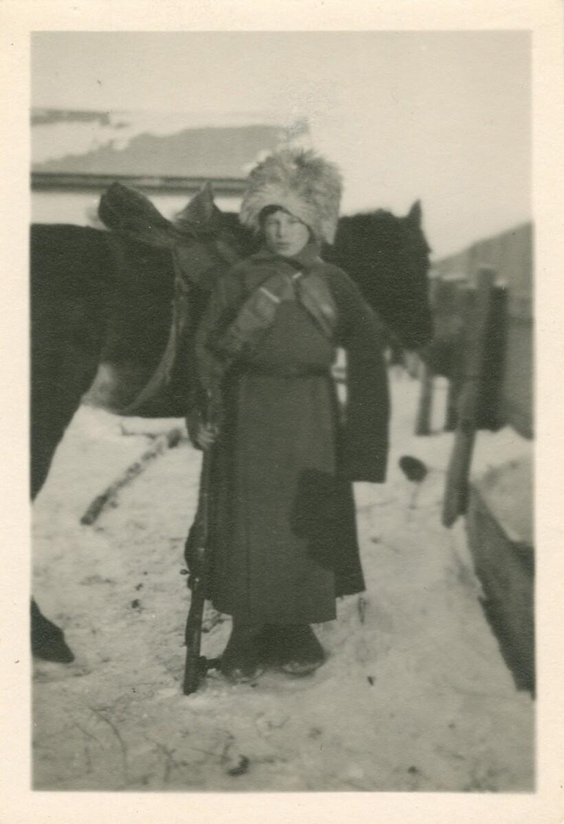 18. Русский солдат