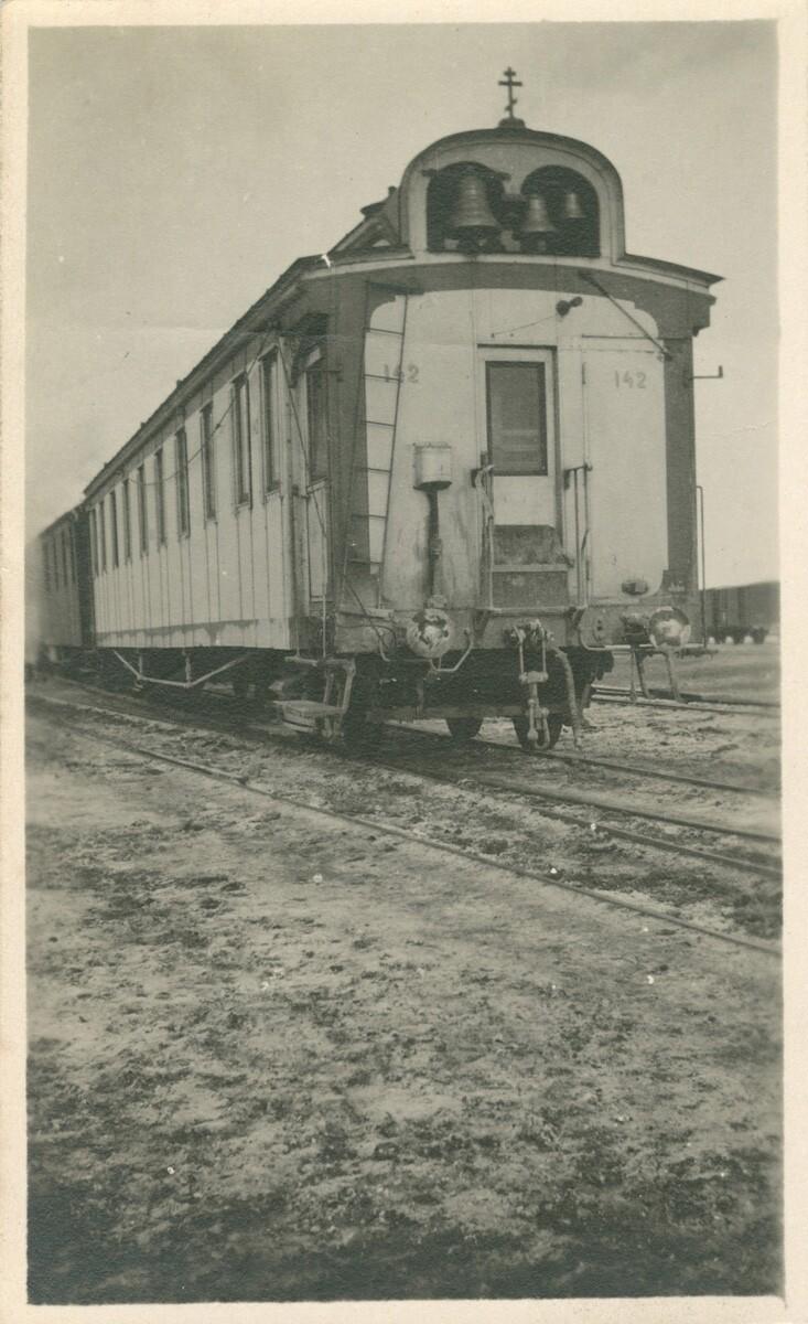 13. Одна из двух железнодорожных часовен