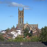 St Marks church in Preston