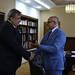 "<p><a href=""https://www.flickr.com/people/vladacg/"">VladaCG</a> posted a photo:</p>  <p><a href=""https://www.flickr.com/photos/vladacg/48355574491/"" title=""Srđan Darmanović - Mitja Močnik, ambasador Slovenije""><img src=""https://live.staticflickr.com/65535/48355574491_cd681122f2_m.jpg"" width=""240"" height=""160"" alt=""Srđan Darmanović - Mitja Močnik, ambasador Slovenije"" /></a></p>"