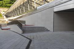 Urbanización_entorno_estación_tren_ETS_Ermua_1