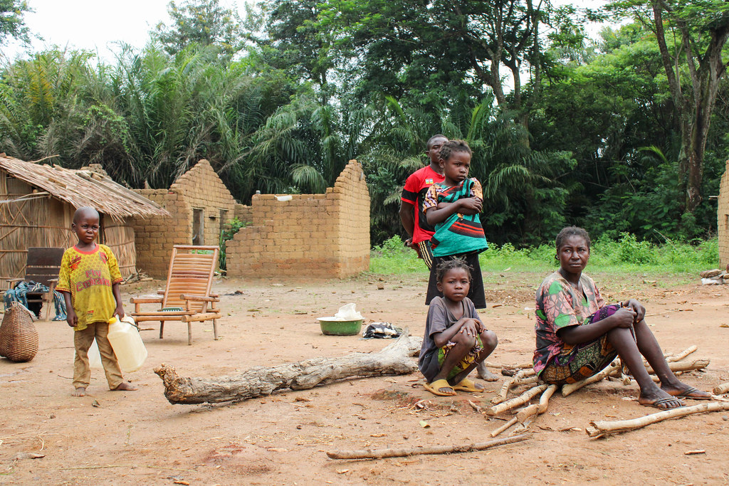 Supporting displaced persons in the Central African Republic