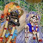 Hare Krishna Temple Ahmedabad Deity Darshan 23 July 2019