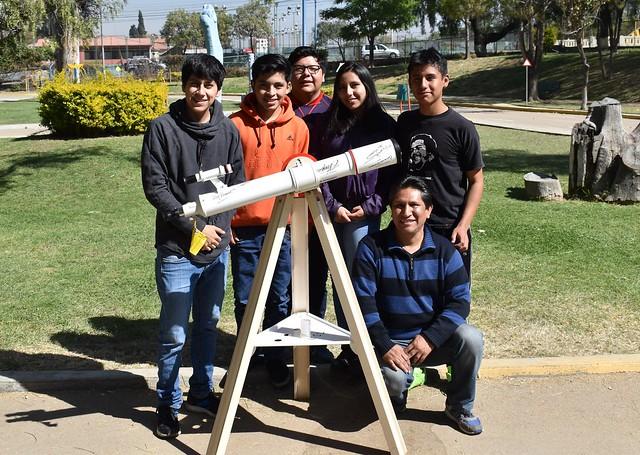 Moon Landing 50: Telescope Winners' Activities