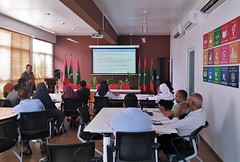 National training on the implementation of the Rotterdam Convention in the Maldives - July 22-24, 2019, Malé, Maldives