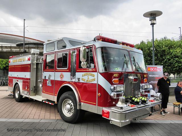 Fire Truck Saulsbury Simon, 1991