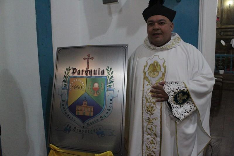 Lançamento - Brasão Bonsucesso