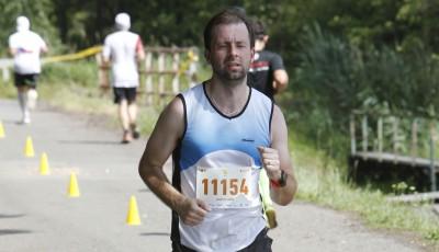 Běhej lesy Brdy byl krásný, ale těžký závod