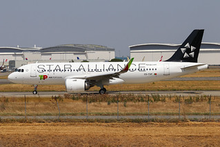 CS-TVF Airbus A320 Néo Air Portugal. Delivery flight