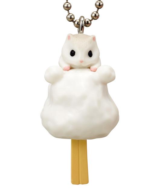 EPOCH「攤販倉鼠」轉蛋作品 逗趣登場!屋台ハム