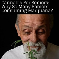 Cannabis For Seniors: Why So Many Seniors Consuming Marijuana?