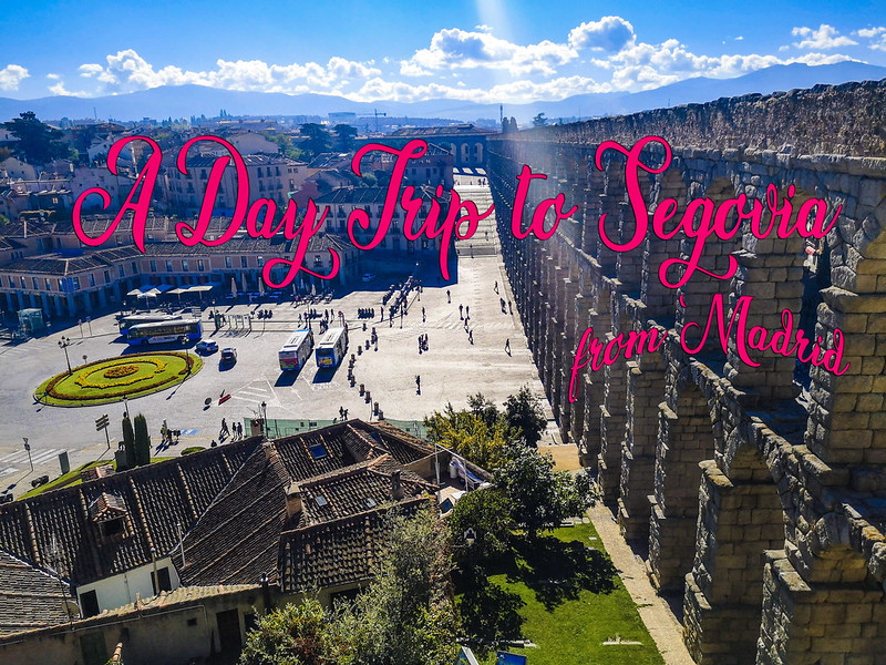 A Day Trip to Segovia Cover