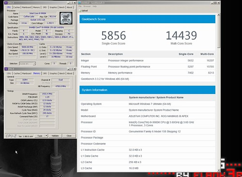 3866MHz Geekbench 3 | by flankerp