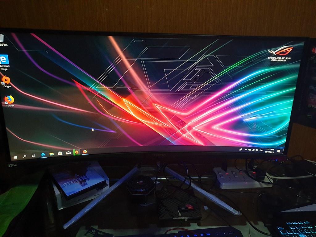Ultrawide Monitor 120hz