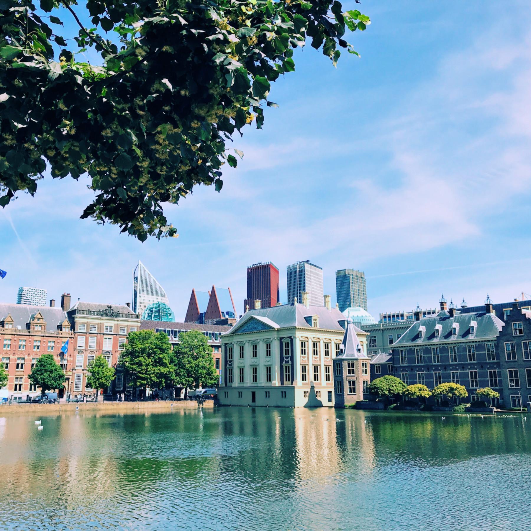 031-Nederland-Den Haag