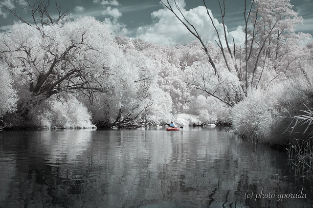 Paddling in an Infrared Environment