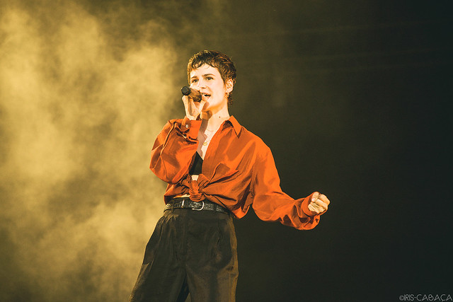 Christine and The Queens @ Super Bock Super Rock 2019