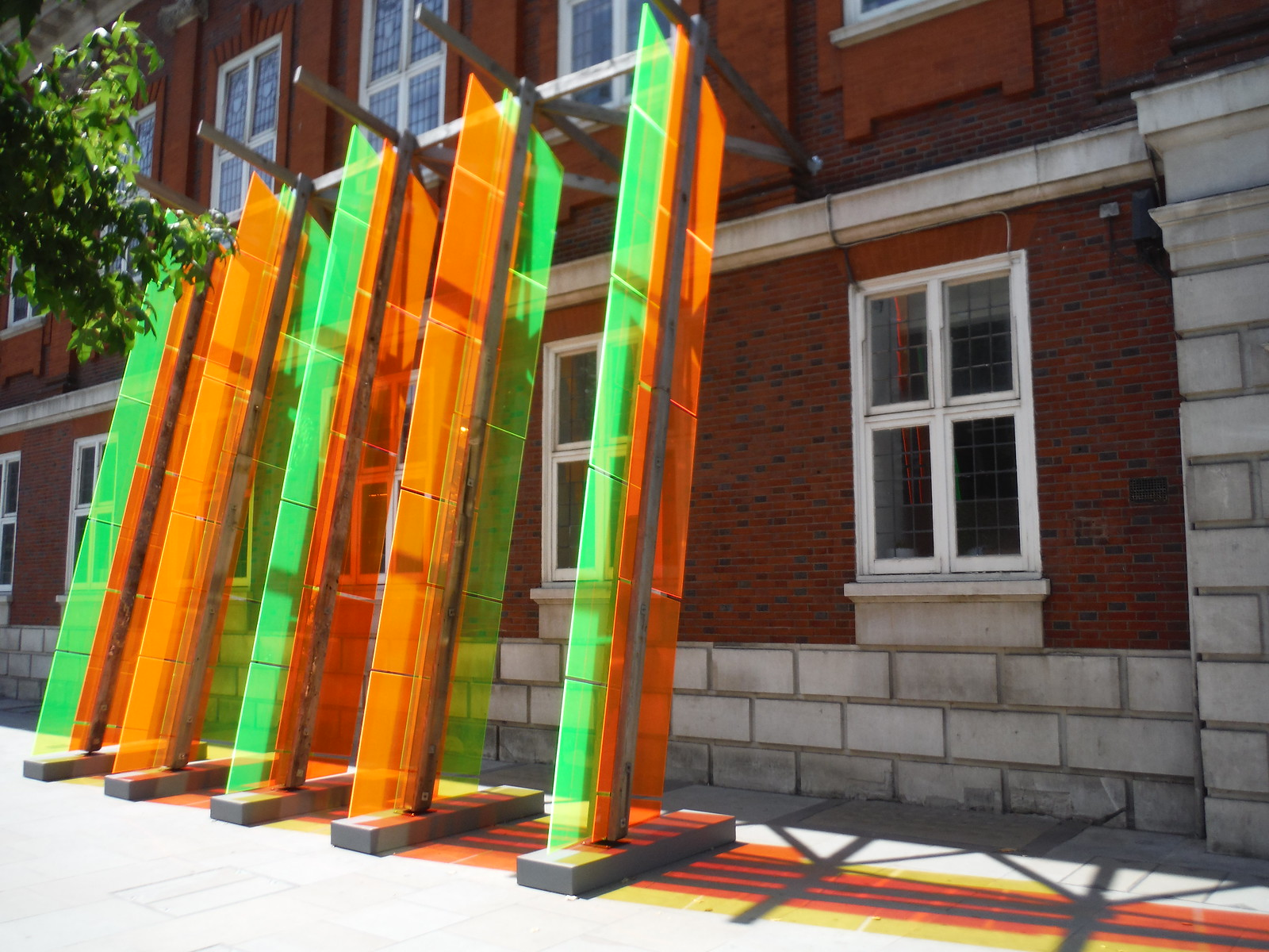 Jyll Bradley - Dutch/Light (for Agneta Block) SWC Walk Short 24 - Sculpture in the City
