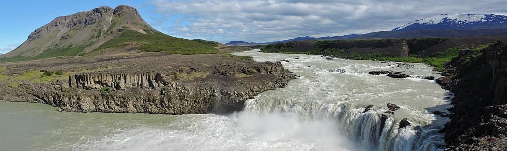 Þjófafoss, Iceland