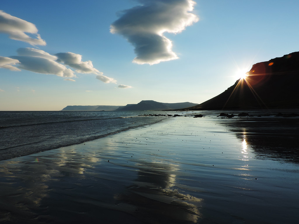 Best Scenic Drives In Iceland: Westfjords, Iceland