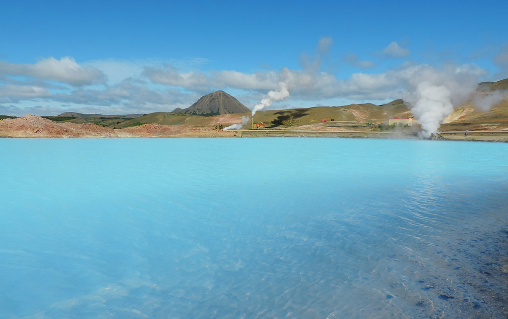 Hverir geothermal area, Northern Iceland