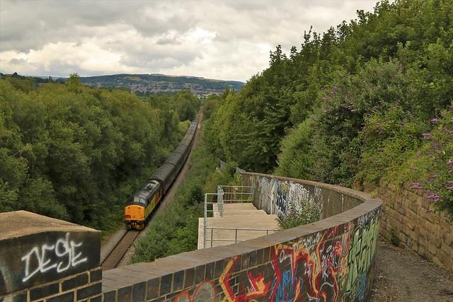 Rolling Back From Stocksbridge