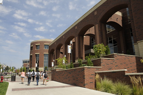 Knowledge Center Exterior