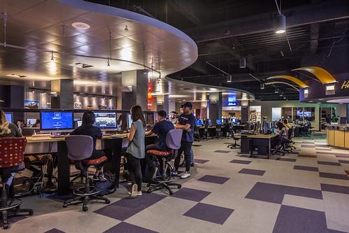 Knowledge Center Interior