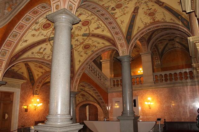 Visita en español Ópera de Budapest