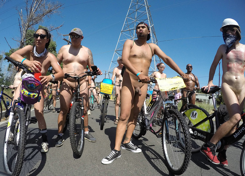LA World Naked Bike Ride 2019 (153842)
