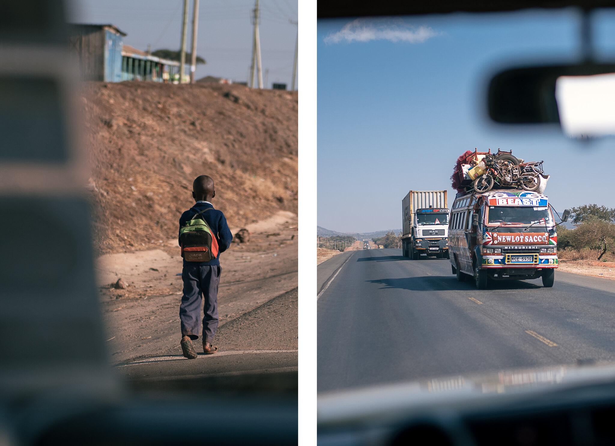 Kenya street impressions