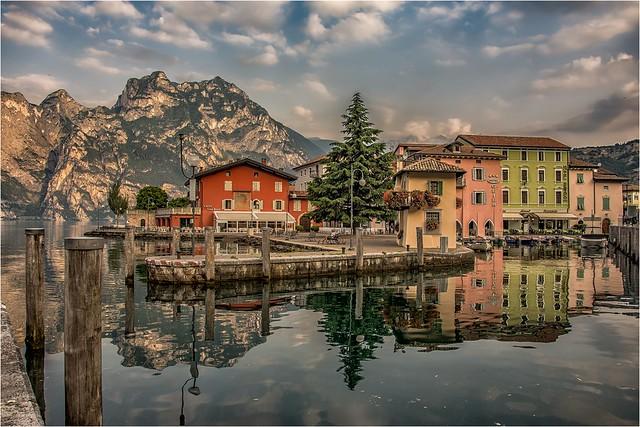 Torbole. Lago di Garda. II