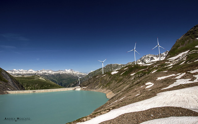 Lago di Gries - Alta Val Formazza e Vallese (Italy - Switzerland)