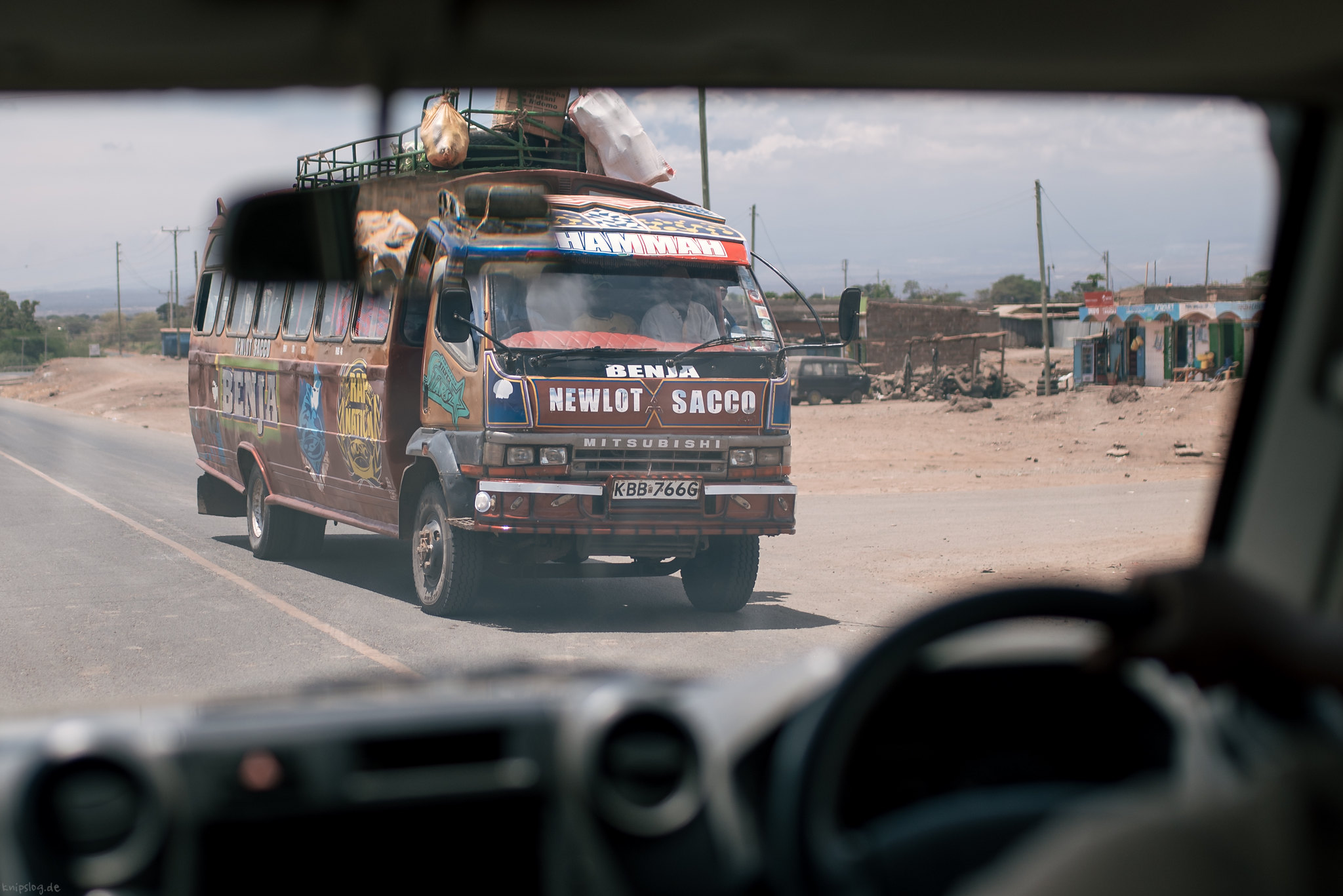 Kenya transportation