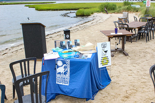 Protect Our Sand and Sea Press Conference