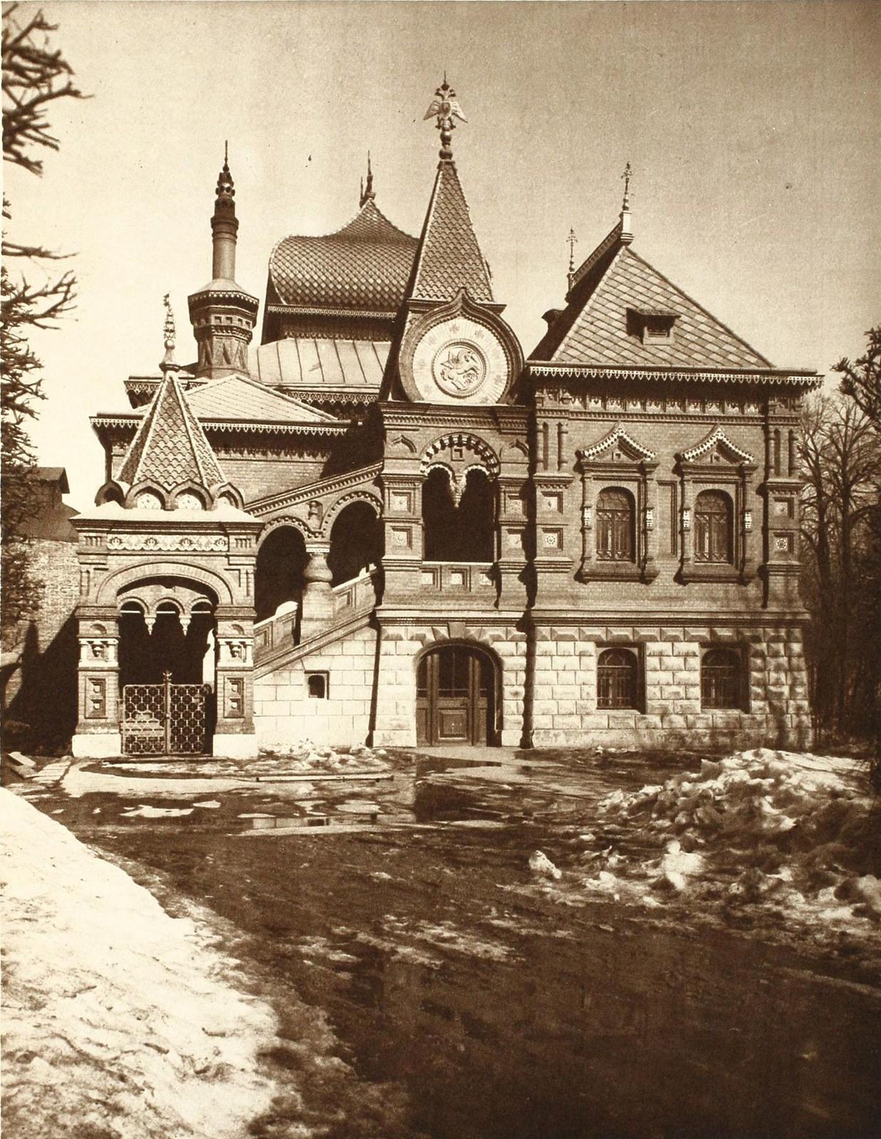 20. Музей П.И.Щукина. Малая Грузинская