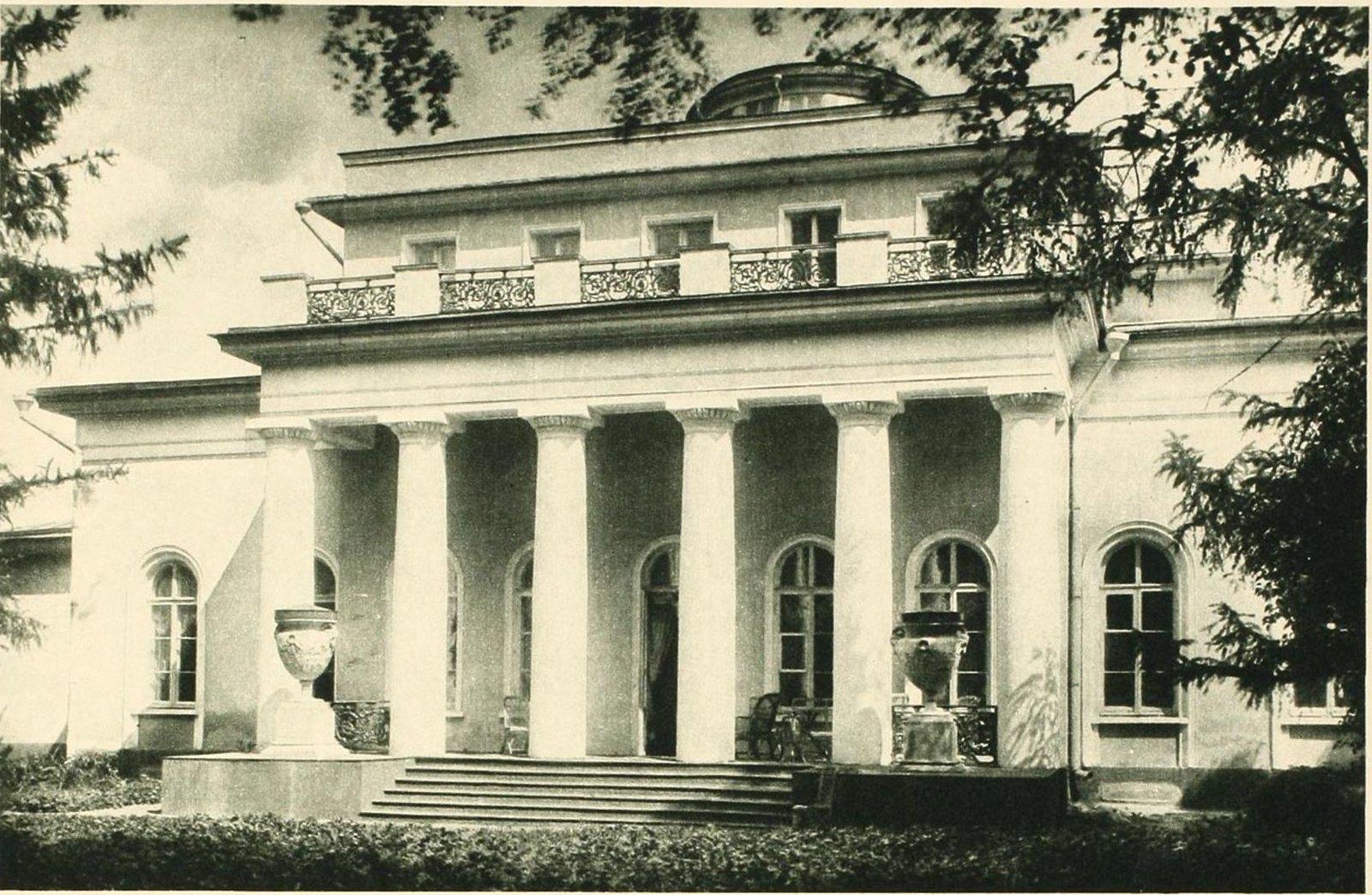 11. Дом Леонтьевых