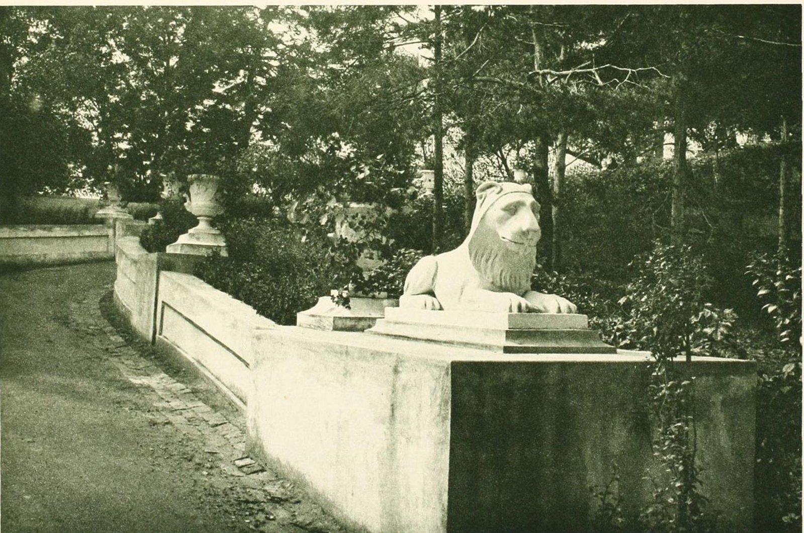 06. Дом Найденова. В саду