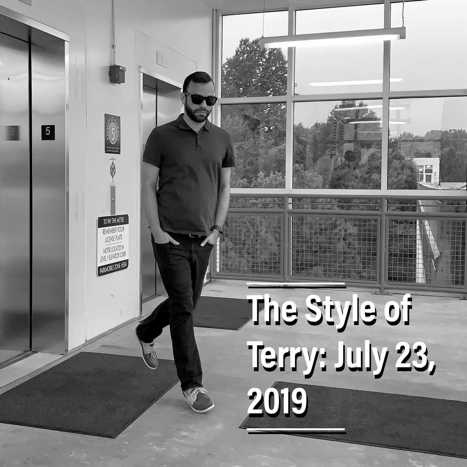 The Style of Terry: 7.23.19