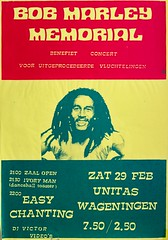 Benefit: Bob Marley Memorial with Easy Chanting (1992)