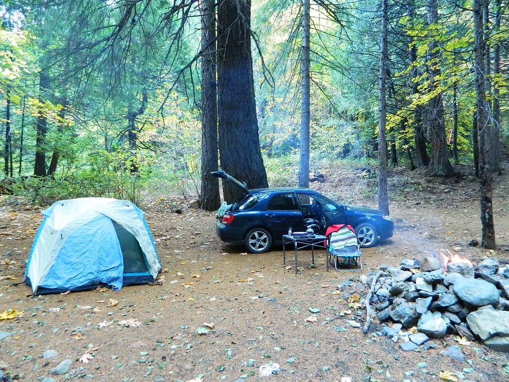 Lil' Northfork Campsite