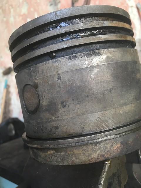 restauration - Restauration moteur ORESTE LUCIANI HP 6/8 48358829286_2891fca795_z