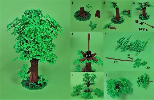 My tree - tutorial